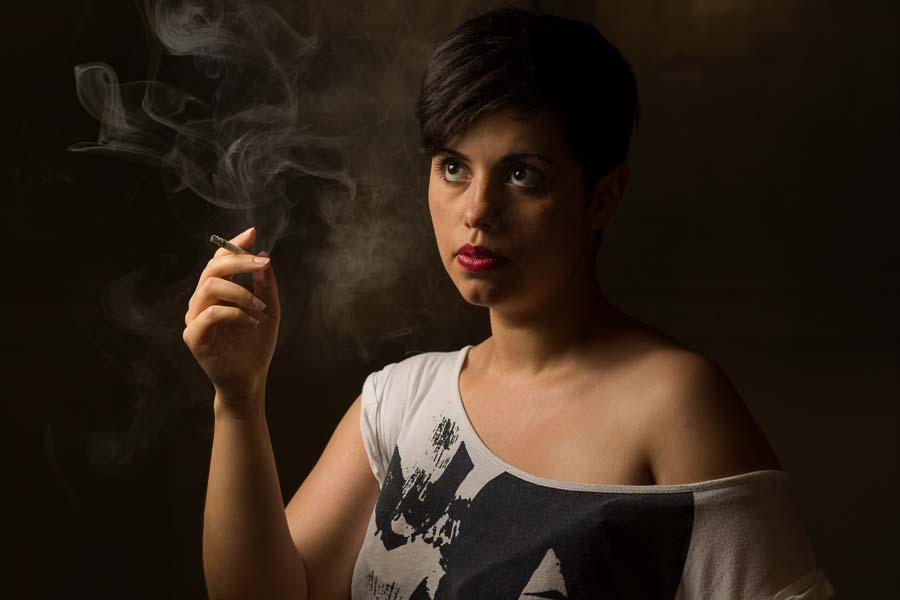 Zoha - Der Raucher